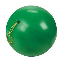 """Шары воздушные 16"""" (41 см), комплект 25 шт., панч-болл (шар-игрушка с резинкой), 12 пастельных цветов, пакет, 1104-0000"""
