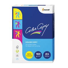 Бумага COLOR COPY, А4, 160 г/м2, 250 л., для полноцветной лазерной печати, А++, Австрия, 161% (CIE)
