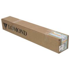 Рулон для плоттера, 914 мм х 45 м х втулка 50,8 мм, 90 г/м2, матовое экономичное покрытие для САПР и ГИС, LOMOND 1202112