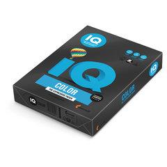 Бумага IQ color, А4, 80 г/м2, 500 л., интенсив, черная, В100