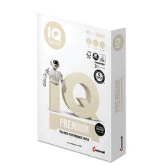 Бумага IQ PREMIUM, А4, 80 г/м2, 500 л., для струйной и лазерной печати, А+, Австрия, 169% (CIE)