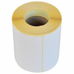 Этикетка ТермоЭко (100х150 мм), 300 этикеток в ролике, светостойкость до 2 месяцев, 111965
