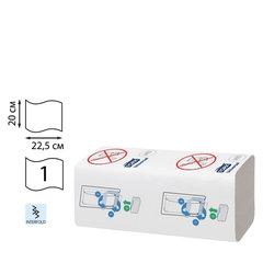 Полотенца бумажные 410 шт., TORK (Система H5) PeakServe, Universal, КОМПЛЕКТ 12 шт., 22,5x20 см, W