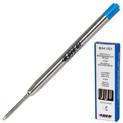 Стержень шариковый LACO, тип PARKER, металлический, 98 мм, линия письма 0,5 мм, синий