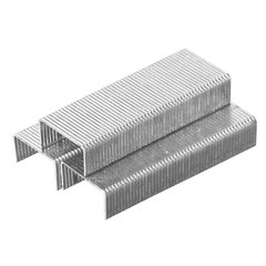 Скобы для степлера LACO (Германия) № 10, 1000 штук, в картонной коробке, до 20 листов