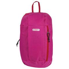 """Рюкзак STAFF """"College AIR"""", универсальный, розовый, 40х23х16 см, 227043"""