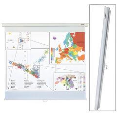 Экран проекционный настенный (180х180 см), матовый, 1:1, LUMIEN ECO PICTURE, LEP-100102
