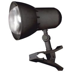 """Светильник настольный """"Надежда-1 Мини"""", на прищепке, лампа накаливания/люминесцентная/светодиодная, до 40 Вт, черный, Е27"""