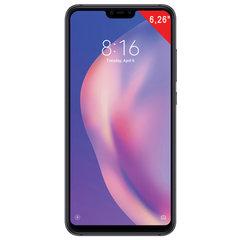 """Смартфон XIAOMI Mi 8 Lite, 2 SIM, 6,26"""", 4G (LTE), 24/12 + 5 Мп, 64 Гб, черный, металл"""