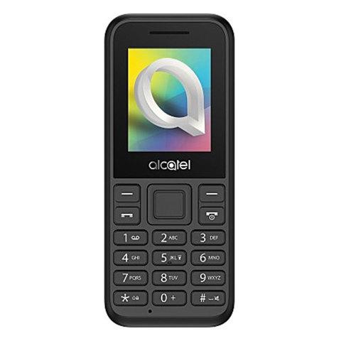 """Телефон мобильный ALCATEL One Touch 1066D, 2 SIM, 1,8"""", черный"""