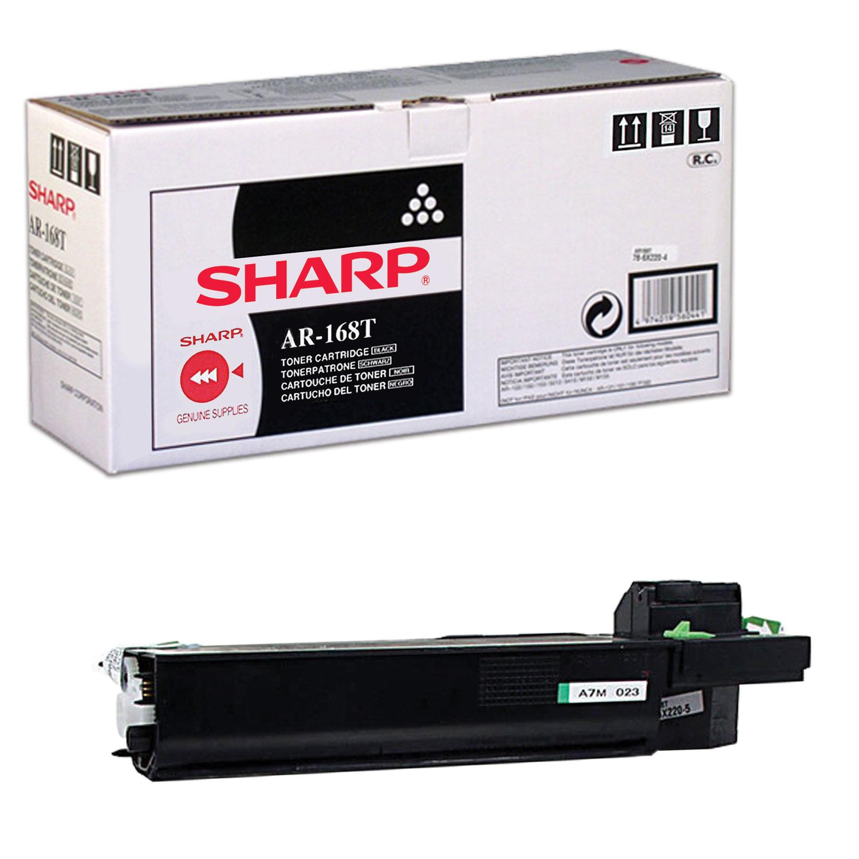 Тонер-картридж SHARP (AR-168LT(T)) AR-5415, оригинальный