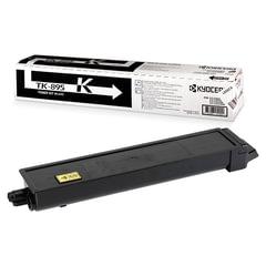 Тонер-картридж KYOCERA (TK-895K) FS-C8020MFP/C8025MFP/C8520MFP/C8525MFP, черный, оригинальный, ресурс 12000 страниц