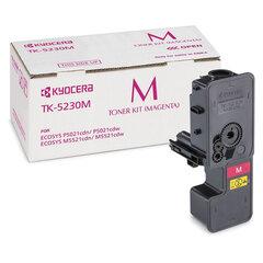 Тонер-картридж KYOCERA (TK-5230M) ECOSYS P5021cdn/cdw/M5521cdn/cdw, пурпурный, ресурс 2200 стр., оригинальный
