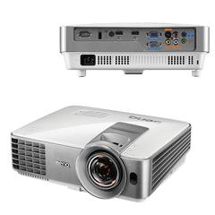 Проектор BENQ MS630ST, DLP, 800х600, 4:3, 3200 лм, 13000:1, короткофокусный, 2,6 кг