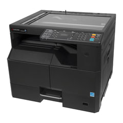 МФУ лазерное KYOCERA TASKalfa 1800 (принтер, копир, сканер), А3/A4, 8/18 стр./мин., 30000 стр./мес., без крышки