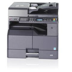 МФУ лазерное KYOCERA TASKalfa 1801 (принтер, копир, сканер), А3/A4, 8/18 страниц/мин, 30000 страниц/месяц, без крышки