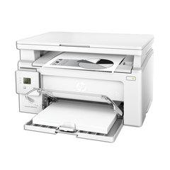 МФУ лазерное HP LaserJet Pro M132a (принтер, сканер, копир), А4, 22 стр./мин., 10000 стр./мес. (без кабеля USB)
