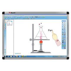 """Интерактивная доска 100"""" IQBOARD RPT100, оптическая, 126х210 см, 16:10, 10 пользователей"""