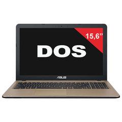 """Ноутбук ASUS X540MA 15,6"""" INTEL Celeron N4000 2,6 ГГц, 4 ГБ, 500 ГБ, NO DVD, DOS, черный"""