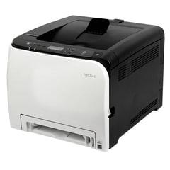 Принтер лазерный ЦВЕТНОЙ RICOH SP C260DNw, А4, 20 стр./мин., 30000 стр./мес., ДУПЛЕКС, сетевая карта, Wi-Fi