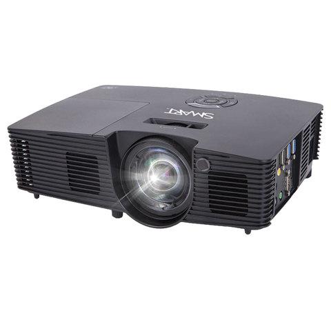 Проектор SMART V10, DLP, 1024x768, 4:3, 3400 лм, 18000:1, 3,3 кг