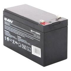 Аккумуляторная батарея для ИБП любых торговых марок, 12 В, 9 Ач, 151х65х98 мм, SVEN, SV-0222009