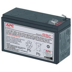 Аккумуляторная батарея для ИБП любых торговых марок 12 В, 7 Ач, 65х151х94 мм, APC, RBC2