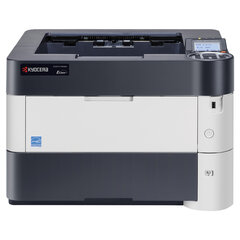 Принтер лазерный KYOCERA ECOSYS P4040DN А3, 40 стр/мин, ДУПЛЕКС, сетевая карта