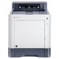 Принтер лазерный ЦВЕТНОЙ KYOCERA ECOSYS P7240cdn А4, 40 стр/мин, ДУПЛЕКС, сетевая карта
