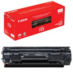 Картридж лазерный CANON (725) LBP6000/LBP6020/LBP6020B, оригинальный, ресурс 1600 стр.