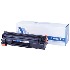 Картридж лазерный NV PRINT (NV-725) для CANON LBP6000/6020/6020B, ресурс 1600 стр.