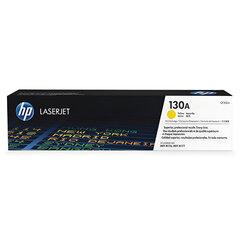 Картридж лазерный HP (CF352A) ColorLaserJet M176n/M177fw, желтый, оригинальный, ресурс 1000 страниц