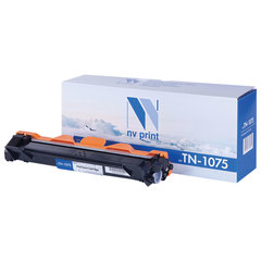 Картридж лазерный NV PRINT (NV-TN1075) для BROTHER HL-1110R/1112R/DCP-1512/MFC-1815, ресурс 1000 стр.
