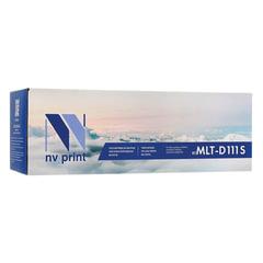 Картридж лазерный NV PRINT (NV-MLT-D111S) для SAMSUNG M2020/2022/2070/2071, ресурс 1000 стр.