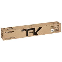 Тонер-картридж KYOCERA (TK-8115K) M8124cidn/M8130cidn, черный, ресурс 12000 стр., оригинальный