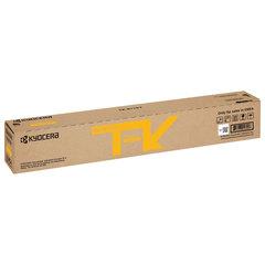 Тонер-картридж KYOCERA (TK-8115Y) M8124cidn/M8130cidn, желтый, ресурс 6000 стр., оригинальный