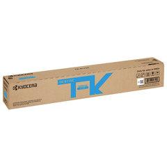 Тонер-картридж KYOCERA (TK-8115C) M8124cidn/M8130cidn, голубой, ресурс 6000 стр., оригинальный