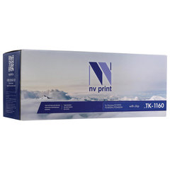 Картридж лазерный NV PRINT (NV-TK-1160) для KYOCERA ECOSYS P2040DN/P2040DW