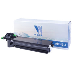 Картридж лазерный NV PRINT (NV-AR016LT) для SHARP AR 5016/5120/5316/5320, ресурс 15000 страниц