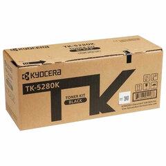 Тонер-картридж KYOCERA (TK-5280K) M6235cidn/M6635cidn/P6235cdn, черный, ресурс 13000 страниц, оригинальный