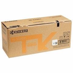 Тонер-картридж KYOCERA (TK-5280Y) M6235cidn/M6635cidn/P6235cdn, желтый, ресурс 11000 страниц, оригинальный