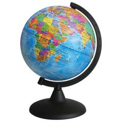 Глобус политический, диаметр 210 мм