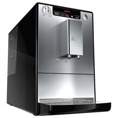 Кофемашина MELITTA CAFFEO SOLO Е 950-103, 1400 Вт, объем 1,2 л, емкость для зерен 125 г, серибристая
