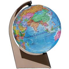 Глобус политический, диаметр 210 мм, рельефный
