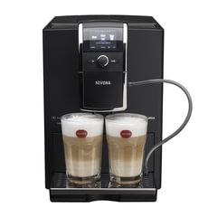 Кофемашина NIVONA NICR841, 1465 Вт, объем 1,8 л, емкость для зерен 250 г, автокапучинатор, черный