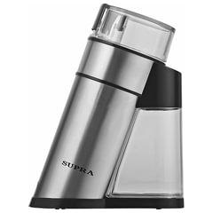 Кофемолка SUPRA CGS-532, мощность 150 Вт, вместимость 70 г, сталь