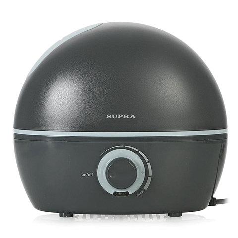 Увлажнитель SUPRA HDS-102, объем бака 2 л, мощность 25 Вт, пластик, черный