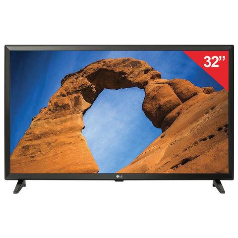 """Телевизор LG 32"""" (81,2 см), 32LK510B, LED, 1366х768 HD, 16:9, 50 Гц, HDMI, USB, черный"""