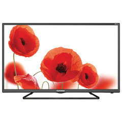 Телевизор TELEFUNKEN 32'' (80 см), TF-LED32S52T2S, 1366x768, HD Ready, SmartTV, WiFi, 50 Гц, 2 HDMI, USB, черный