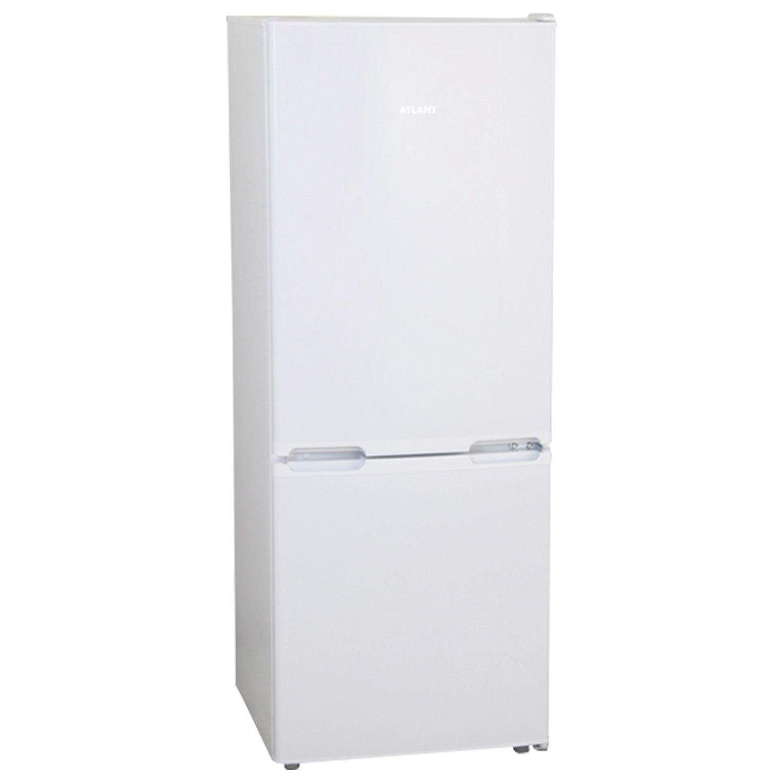 Холодильник ATLANT ХМ 4208-000, двухкамерный, объем 185 л, нижняя морозильная камера 53 л, белый